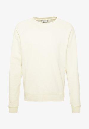 RAKKER TOYENBADET CREW - Sweatshirts - ecru