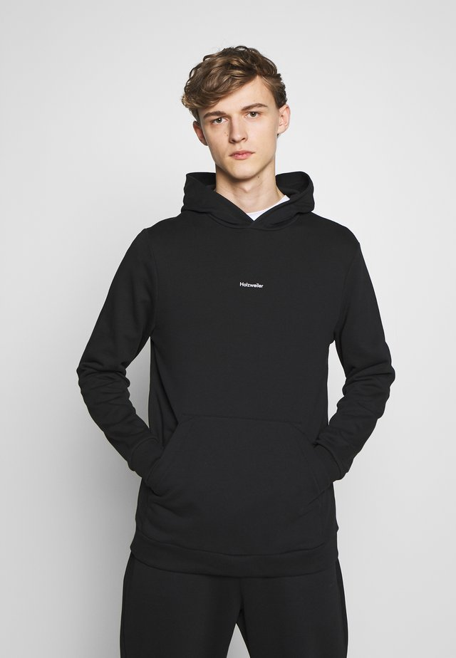 IDENTITY HOODIE MEN - Bluza z kapturem - with logo