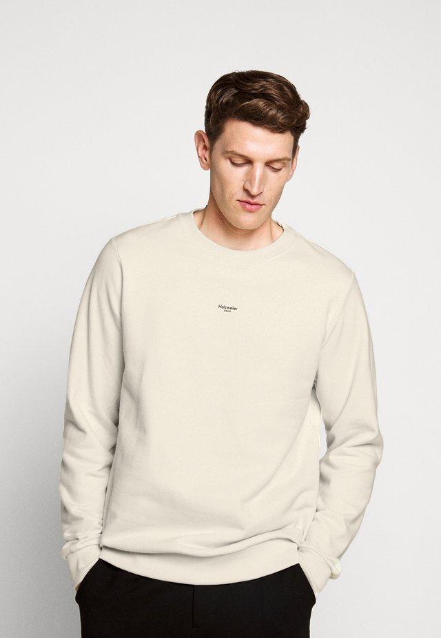 OSLO - Sweatshirts - ecru
