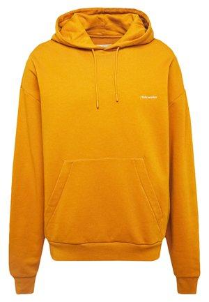 HOODIE - Hoodie - ocher yellow