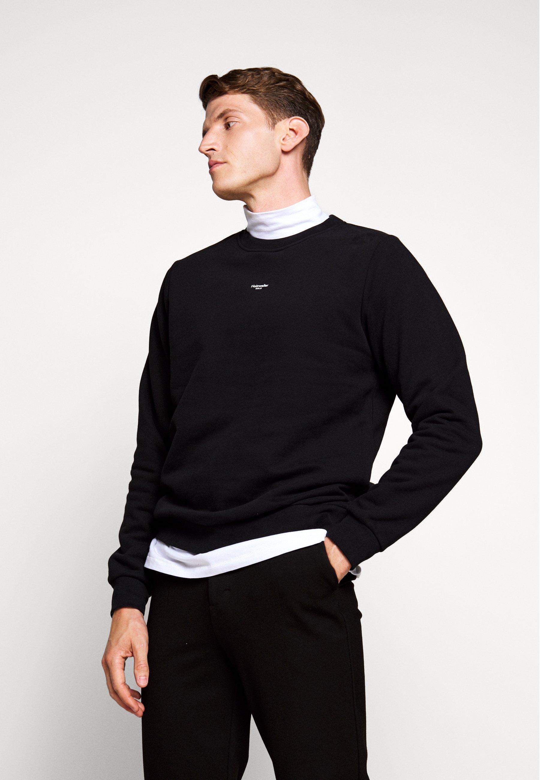Holzweiler Oslo - Sweatshirt Black fKgK4XI