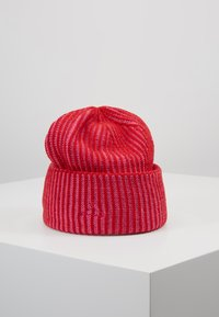 Holzweiler - HYPNOTIZED BEANIE - Čepice - red/pink - 0