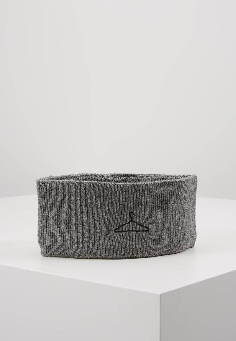 Holzweiler - MARA HEADBAND - Ørevarmere - dark grey