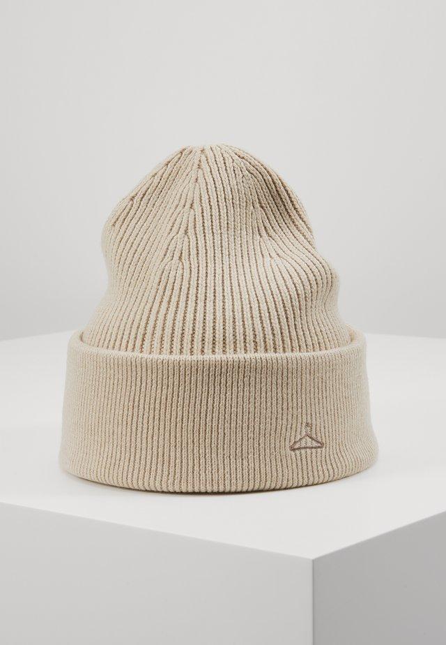 MARGAY BEANIE - Bonnet - cream