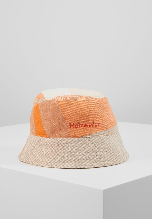 PAFE BUCKETHAT CHECK - Cappello - multi-coloured