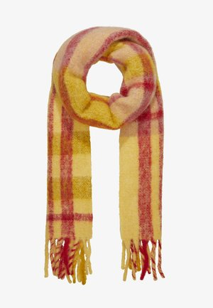 ASTER CHECK - Scarf - trona