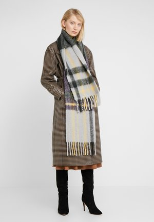 ASTER CHECK - Scarf - siegenite
