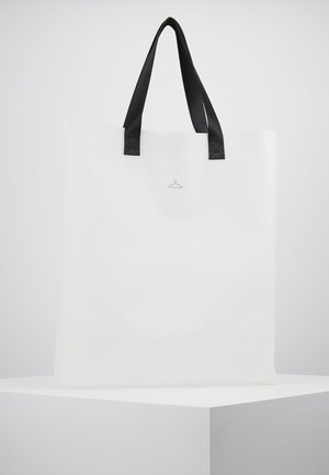 HANGER TOTE BIG - Tote bag - seethrough