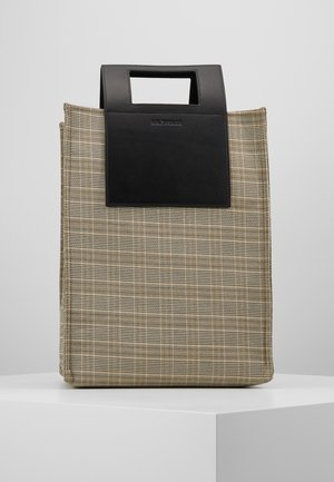 CARRY BIG - Tote bag - sand