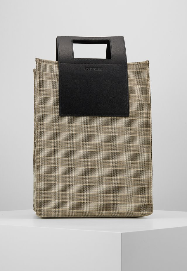 CARRY BIG - Shopping bag - sand
