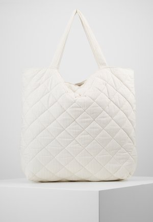SUSTAINABLE TOTE BAG - Torba na zakupy - white