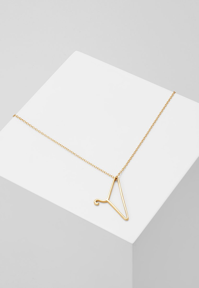 Holzweiler - TATTOO NECKLACE - Smykke - gold-coloured