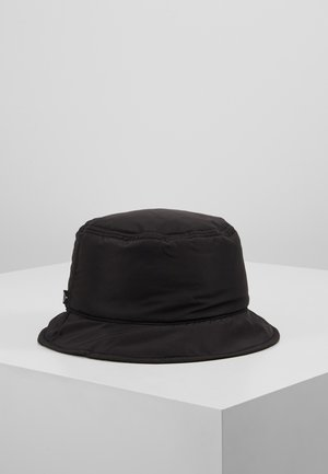 BUCKET HAT MATTE - Hat - black