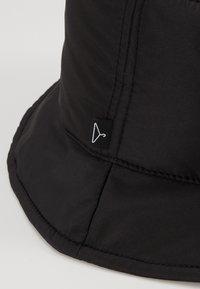 Holzweiler - BUCKET HAT MATTE - Hat - black - 6