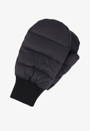 BUBBLE MITTEN - Lapaset - black