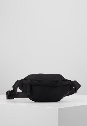 SPARROW BAG - Ledvinka - black