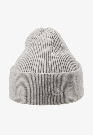 MARGAY BEANIE - Bonnet - light grey