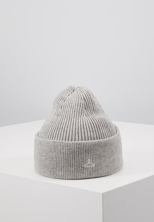 MARGAY BEANIE - Berretto - light grey