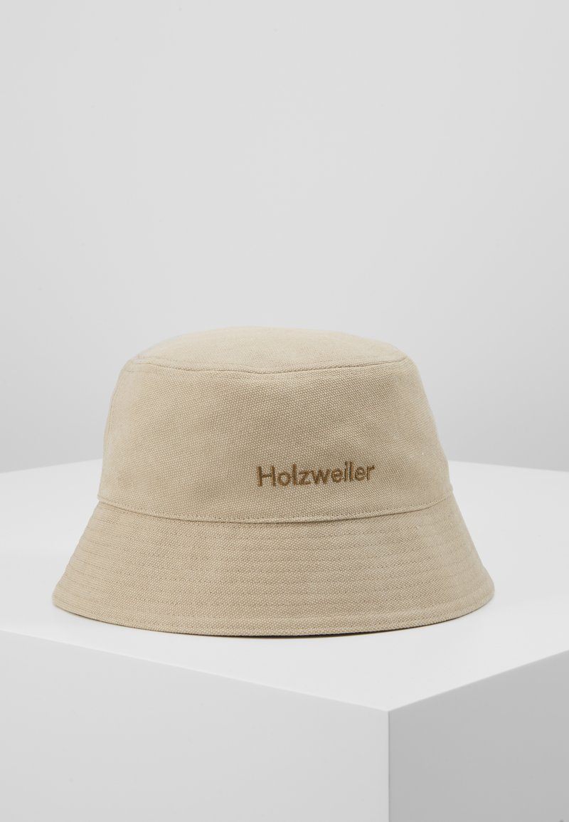 Holzweiler - PAFE BUCKETHAT - Hat - sand