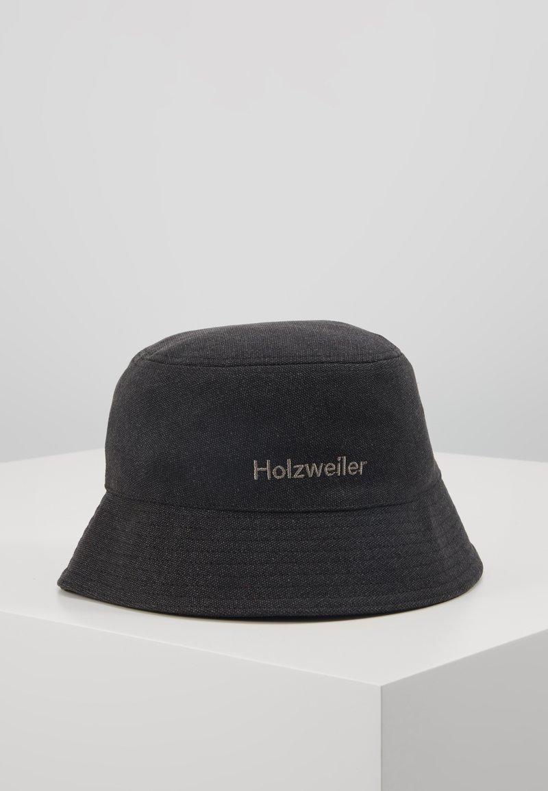 Holzweiler - PAFE BUCKETHAT - Hat - black
