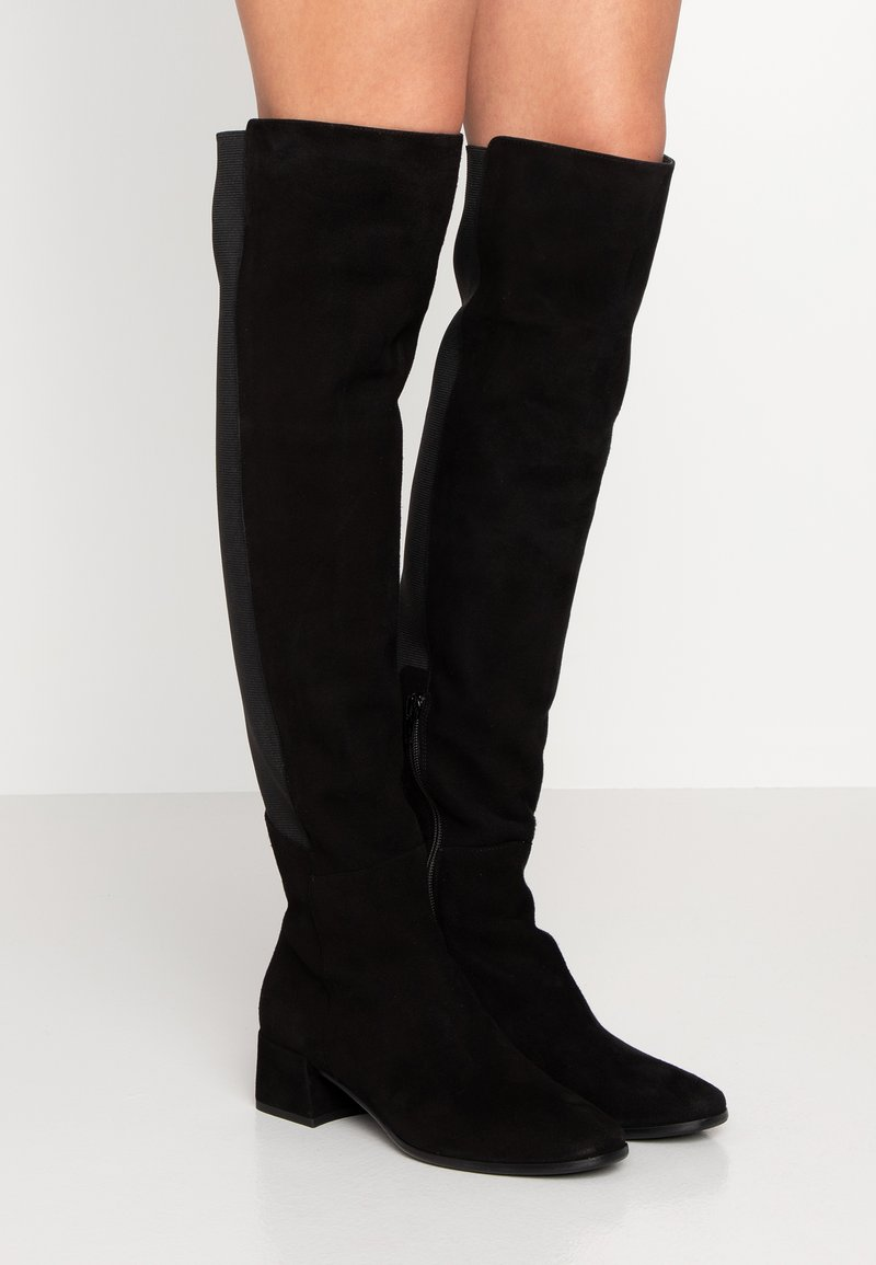 Homers - ALEXY - Over-the-knee boots - black