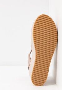 Homers - DUO - High Heel Sandalette - grey/rose - 6