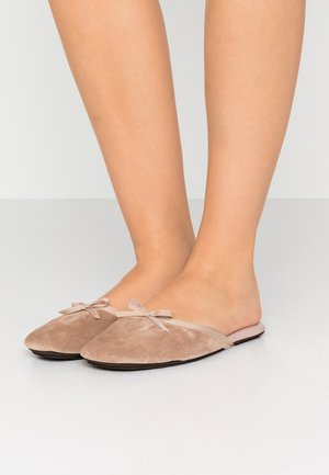 SATI - Slippers - beige