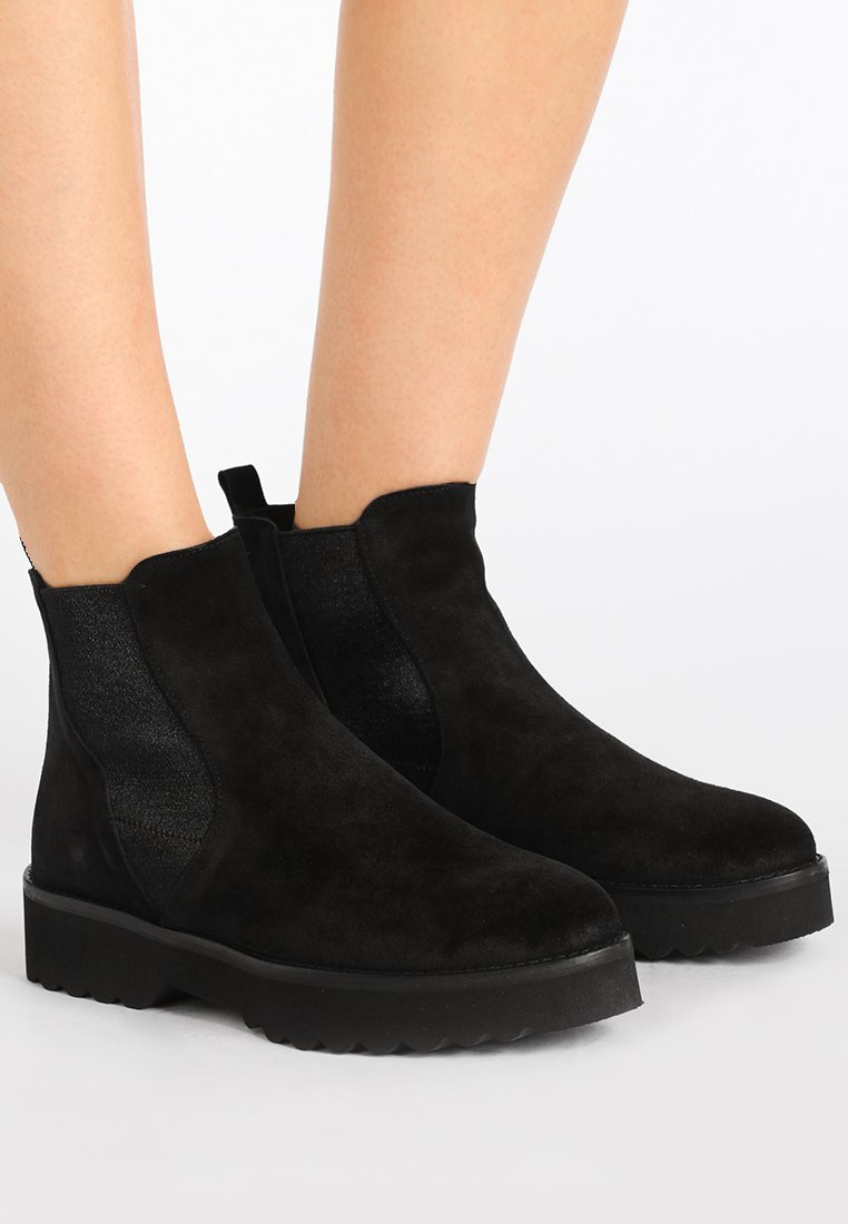 Homers - KING - Classic ankle boots - black