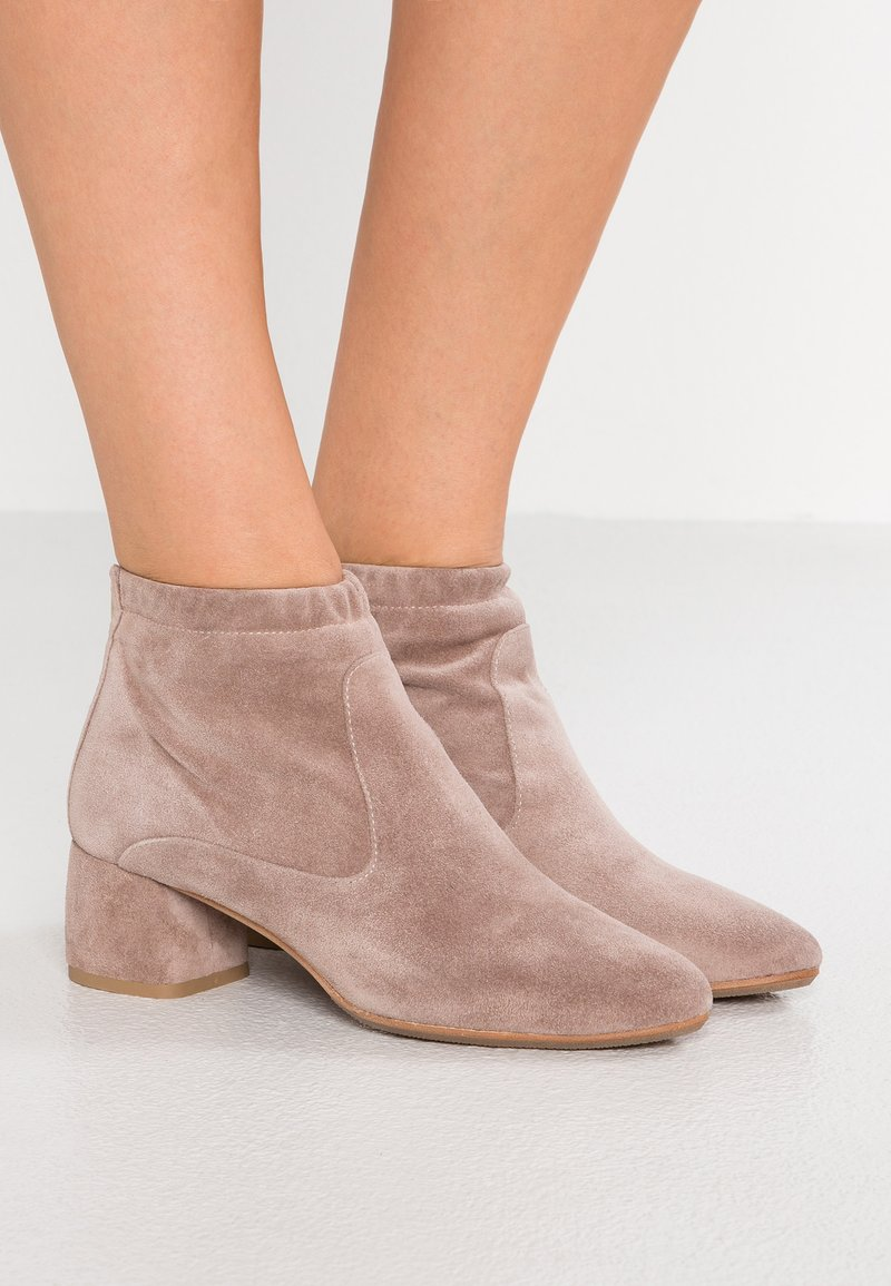 Homers - ALISON - Ankle boots - grey rose