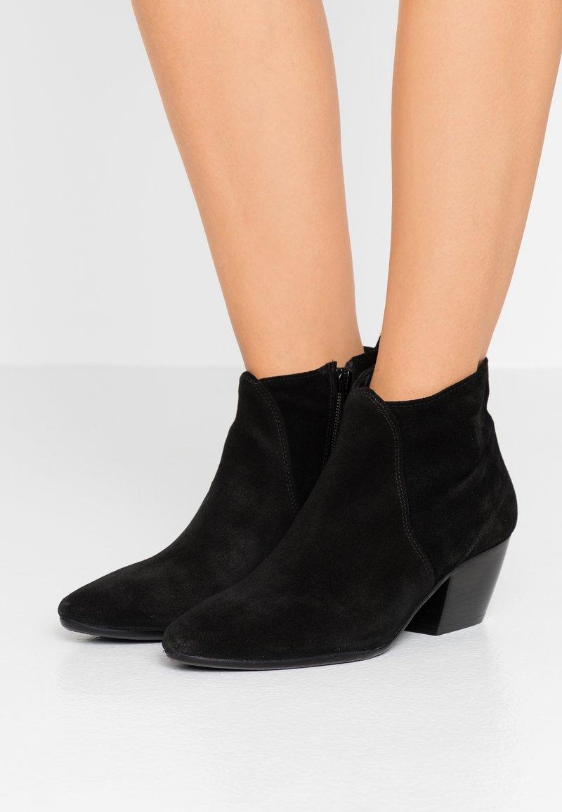 Homers - ISABEL - Ankle Boot - black
