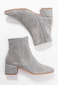 Homers - ALEXY - Ankle Boot - pietra - 3
