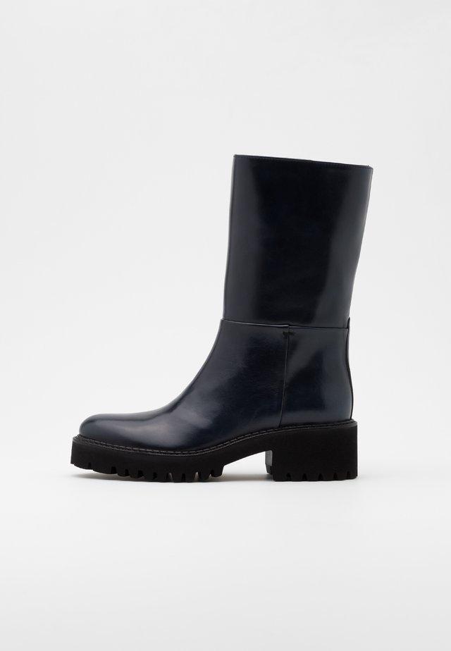 TINY - Platform boots - poncho sirena