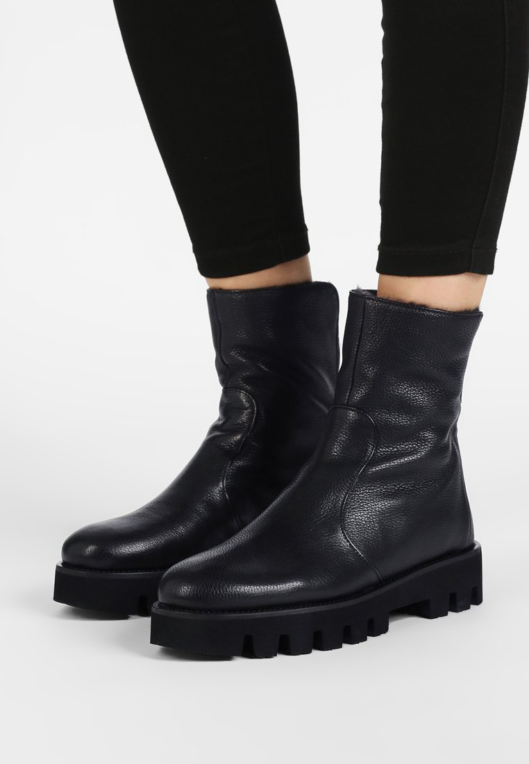 Homers - SIENA - Winter boots - black