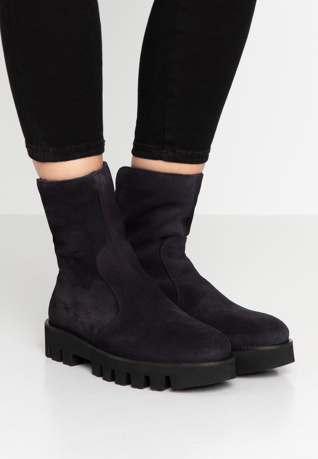 SIENA - Platform ankle boots - sirena
