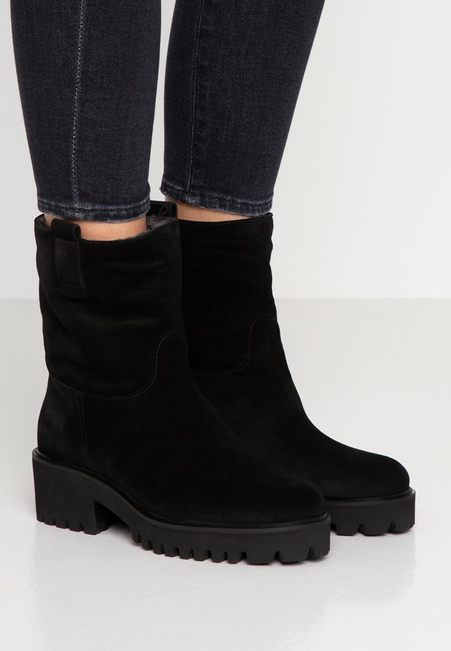 TINY - Classic ankle boots - black