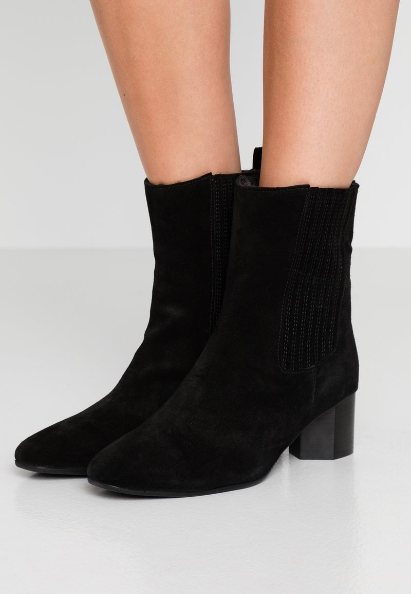 Homers - LARA - Classic ankle boots - black