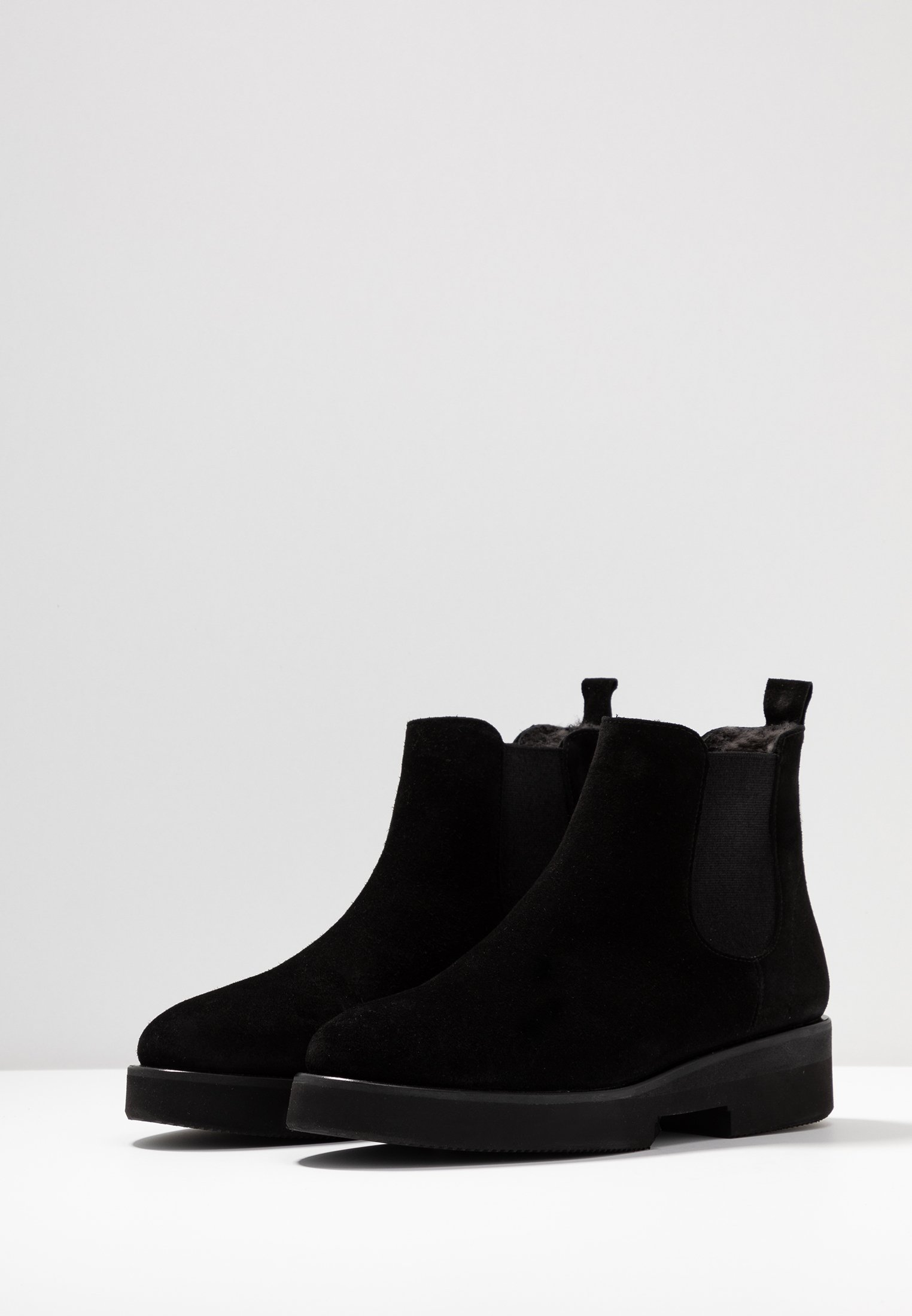 Homers PRINCE - Bottines à plateau black