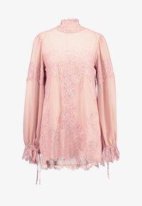 We are HAH - QUEEN A DAY DRESS - Robe de soirée - copper/rose - 6
