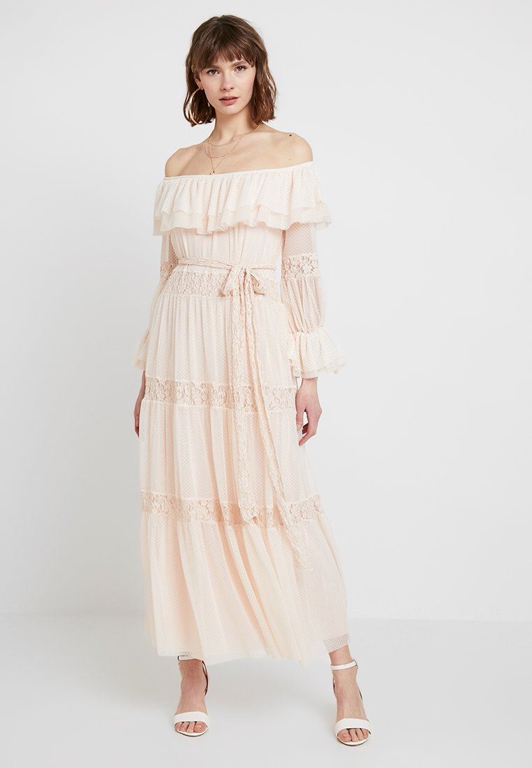 We are HAH - DYLANS DEBUT DRESS - Maxi dress - au naturale