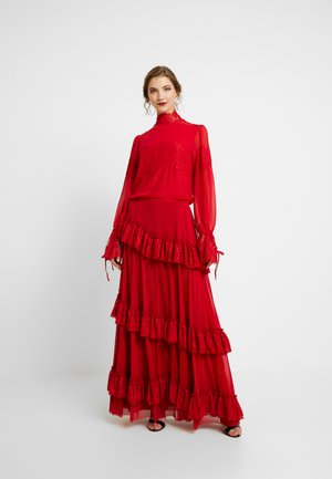 THE OSCARS DRESS - Robe longue - rouge red