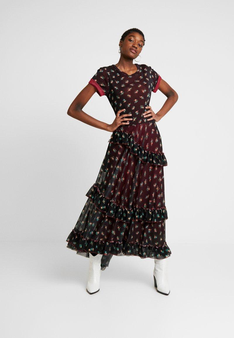 We are HAH - ME DRESS - Maxi-jurk - cheap perfum e noir