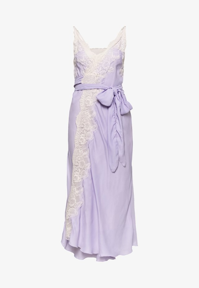 DANCING QUEEN - Day dress - lavender combo