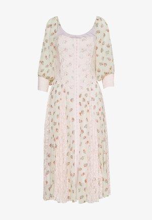 MAIDEN MEMPHIS DRESS - Maxi šaty - cheap perfume almond milk