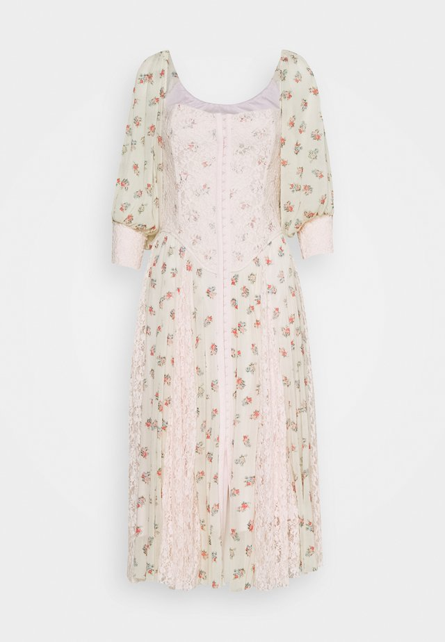 MAIDEN MEMPHIS DRESS - Maxi šaty - cheap perfume almond milk