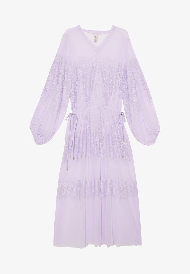 ROYAL HAHNESS DRESS - Maxi šaty - lavender