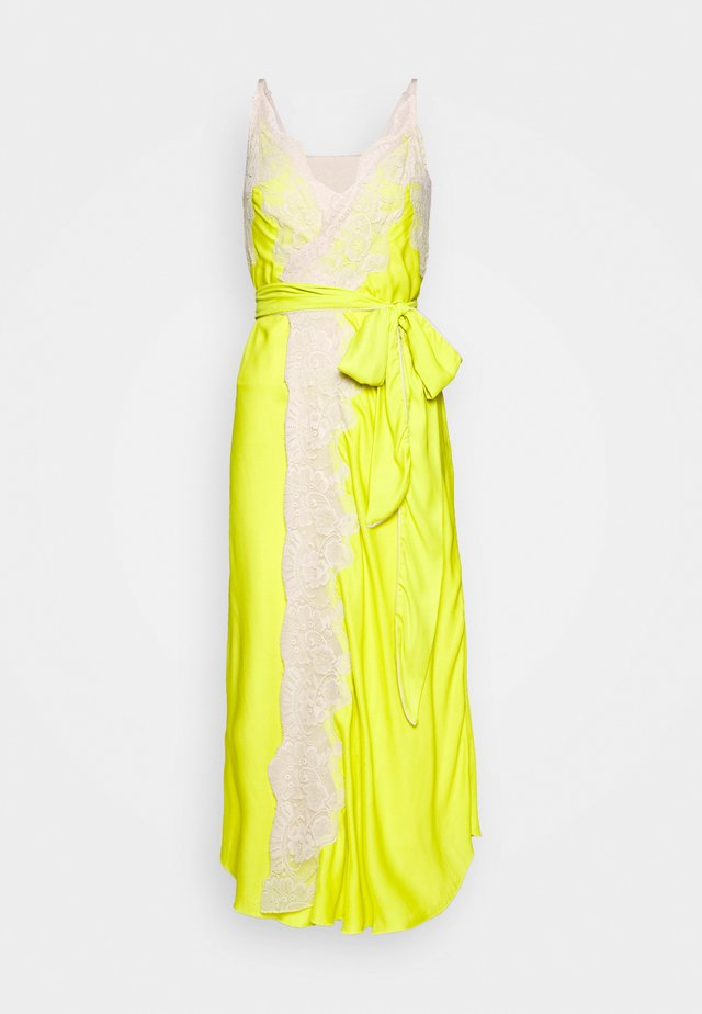 DANCING QUEEN - Day dress - lime lite combo