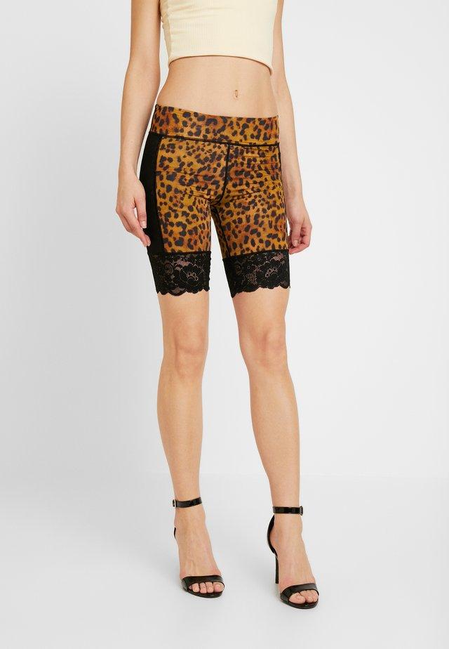 FREE RIDE BIKER - Shorts - lanka combo
