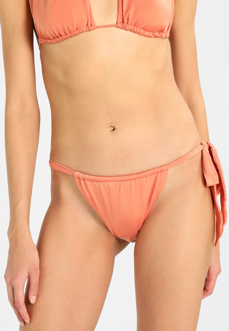 We are HAH - TINSI BOTTOM - Bikini bottoms - coppertone