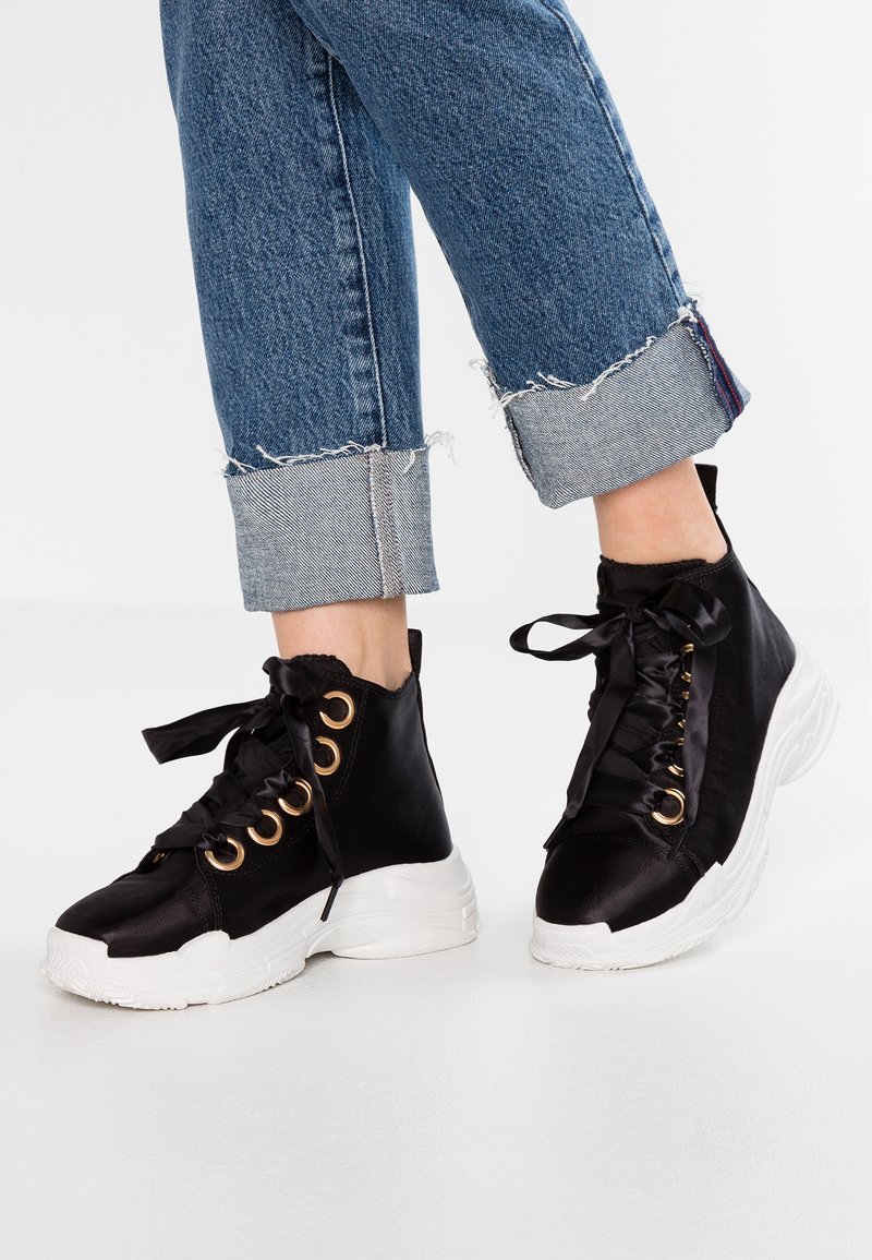 Hot Soles - High-top trainers - black