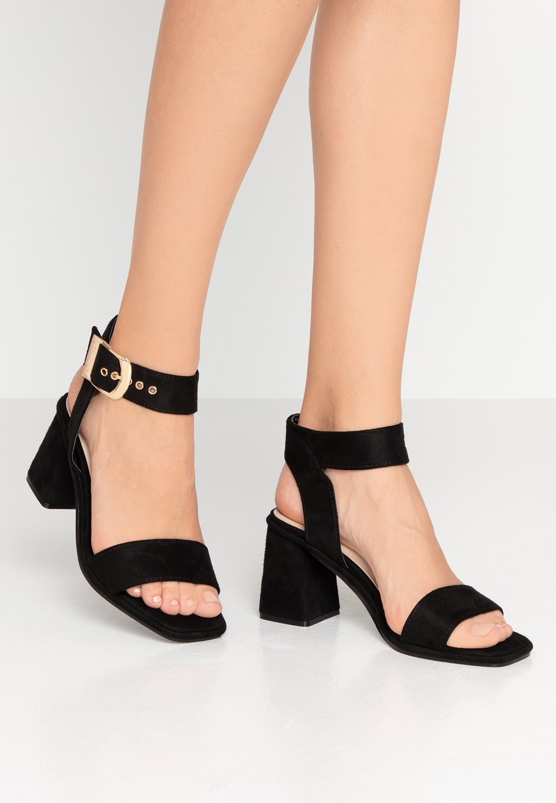 Hot Soles - Sandals - black
